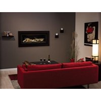 Gas Fireplace - Direct-Vent - Linear Traditional - 41-inch image