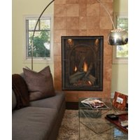 Gas Fireplace - Direct-Vent - Portrait-Style Traditional - 27-inch image