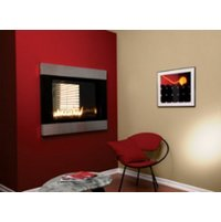 Gas Fireplace - Direct-Vent - See-Through image