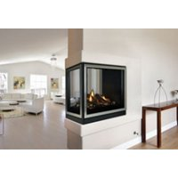 Gas Fireplace - Direct-Vent - Premium Peninsula Clean-Face - 36-inch image