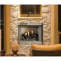 Gas Fireplace - Outdoor Stainless Steel - Traditional - 36/42-inch image