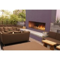 Empire Comfort Systems Inc. image | Gas Fireplace - Outdoor Stainless Steel - 48/60-inch