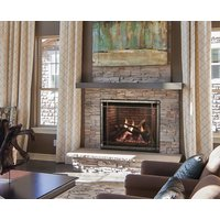 Gas Fireplace - Direct-Vent - TruFlame Technology 40-inch  image