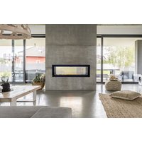 Gas Fireplace - Vent-Free Linear See-Through 48