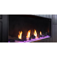 Empire Comfort Systems Inc. image | Plaza 55 Barrier Glass Fireplace