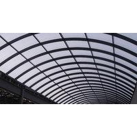 Polycarbonate Arched Vault - Illinios image