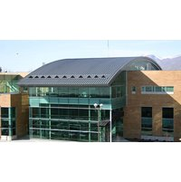 Curved Panel Metal Roof Systems image