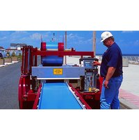 Seamless Gutter and Roofing Machines image