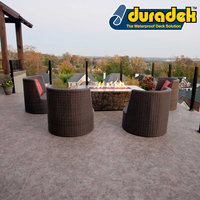 Duradek/Durarail   Traffic Membranes And Aluminum Railings