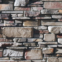 Bucks County-Dry Stacked Ledge Stone image