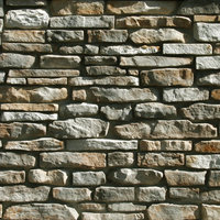 Smokey Mountain Ledge Stone image