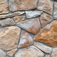 Toll Blend (50% Toll Brothers 50% Lehigh) - Field Stone image