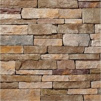 Aspen Buckeye (50% each color) - Ledge Stone image