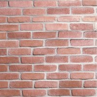 Harvest Thin Brick - Tumbled Cast Brick image