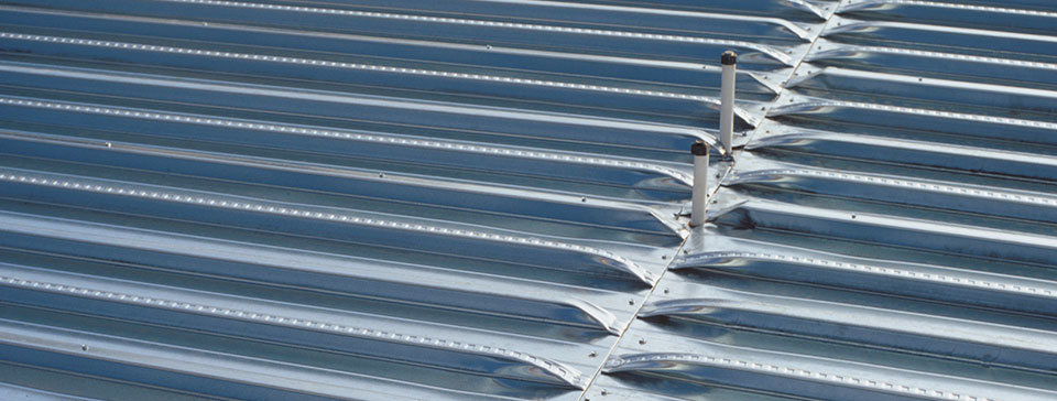 Epic metals roof floor deck ceiling systems for Roof and floor