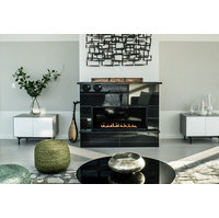 Modern Gas Fireplace by European Home image