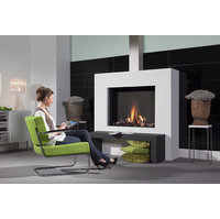 Modern Gas Fireplace by Element4 image