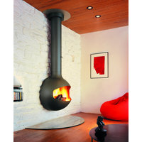 Modern Wood Fireplace by Focus Fires image