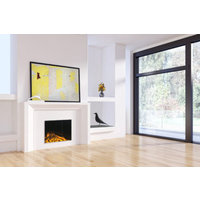 Electric Fireplace by European Home image