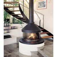 Modern Gas Fireplaces by Focus image
