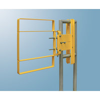 Extended Coverage Self-Closing Safety Gate image