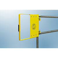 Universal Hinge Mount Safety Gate image