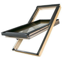 Highly Energy-Efficient Center Pivot Roof Windows image