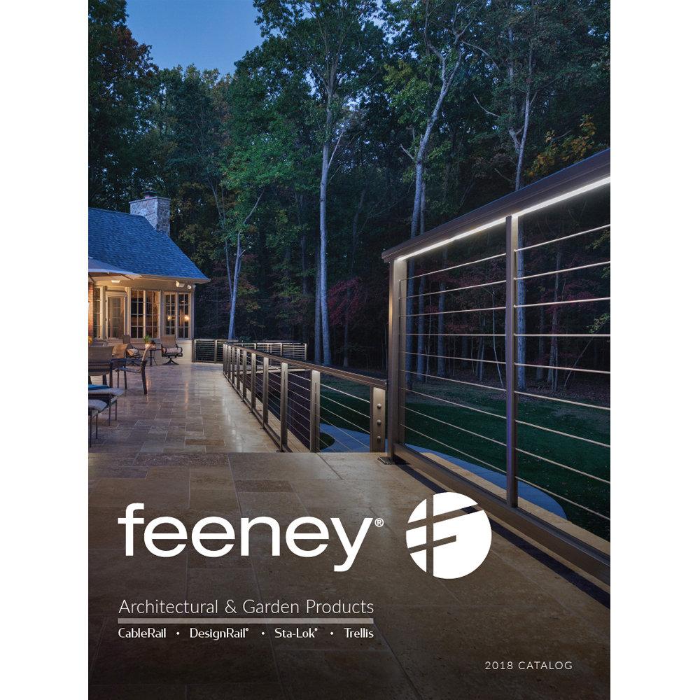 feeney inc cablerail designrailr rails and railing