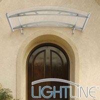 Lightline® Arch Style Door Canopy image