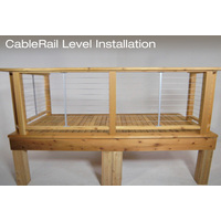 CableRail Installation Video (level railings) image