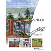 CableRail Standard Cable Assemblies Brochure image