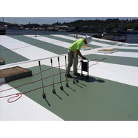 Induction Welded Roofing System image