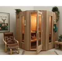 Finlandia Sauna Products, Inc. image | Finlandia Five-Sided Prefab Sauna