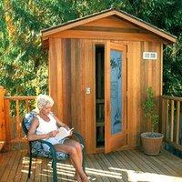 Finlandia Outdoor Sauna image