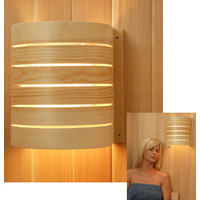 Wooden Light Shade image