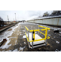 KATTGUARD Roof Hatch Guardrail System image