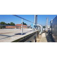 KATTSAFE  GR34 Free-Standing Modular Rail Systems image