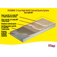 Flexmar 3-Coat High-Build Broadcast Quartz Color System image
