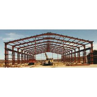 Pre Engineered Metal Building image