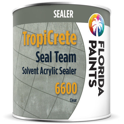 Seal Team - Solvent Acrylic Sealer