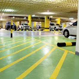 Parking Deck Systems (60 mils)