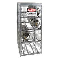 Folding Guard image | Cylinder Cabinet