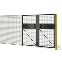 Folding Guard image | Machine Guarding