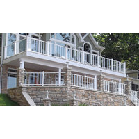 Pure View Glass Railing System image