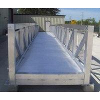 Aluminum Pedestrian Bridges image