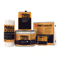 PMMA Flashing Resin - Summer Grade image