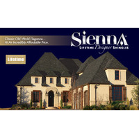 Value Collection - Sienna® Lifetime Designer Shingles image