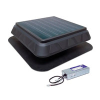 Solar Powered Roof Vent  image