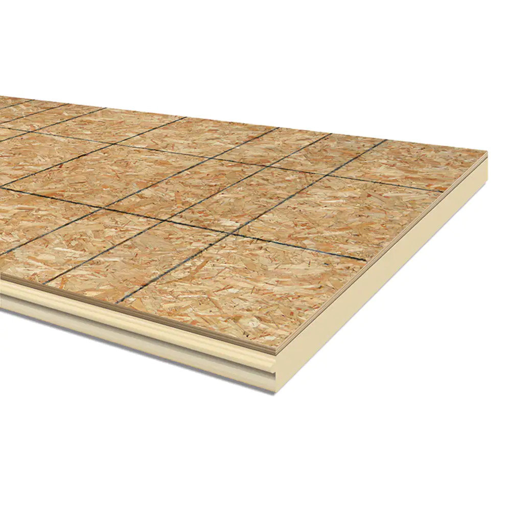 Nail Base Roof & Wall Insulation Panels