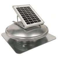 Solar-Powered EcoSmart Roof Vent  image